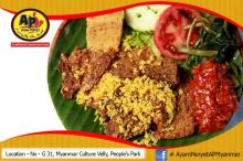 Ayam Penyet AP Myanmar