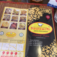 Bawarchi Indian Restaurant