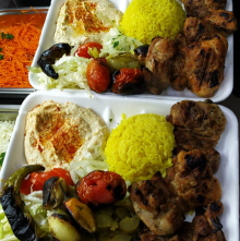 ALPASHA RESTAURANT- Aleppo cafe