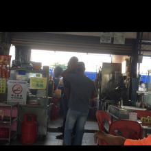 Warung Roti Canai Tanjung API