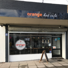 Orange Hat Cafe