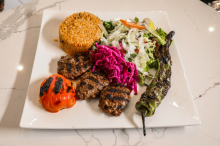 Memo Shish Kebab