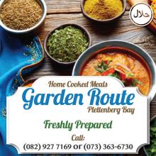 Garden Route Meals