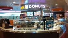 Dunkin Donuts @ Changi Airport T3