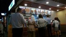 Subway @ Tanjong Pagar SMRT