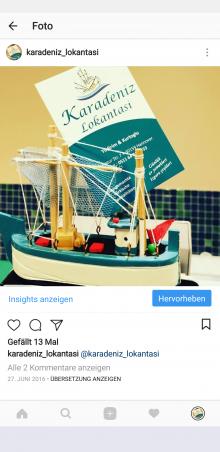 Karadeniz Lokantasi