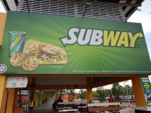 Subway at Anjung