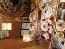 Soba noodle restaurant 3rd floor