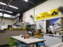 Restoran Kungfu Ramen