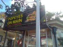 popeyes on main
