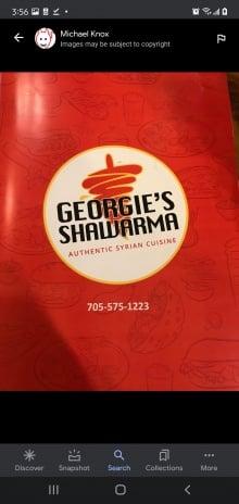 Georgie Sharwma