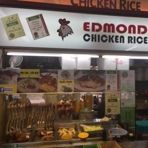 Edmond Chicken Rice