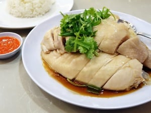 Evertop Hainanese Boneless Chicken Rice