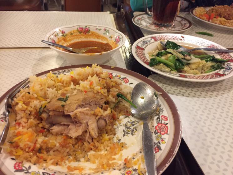 Find Best Halal Chicken Biryani In Bangkok Thailand Halal Trip