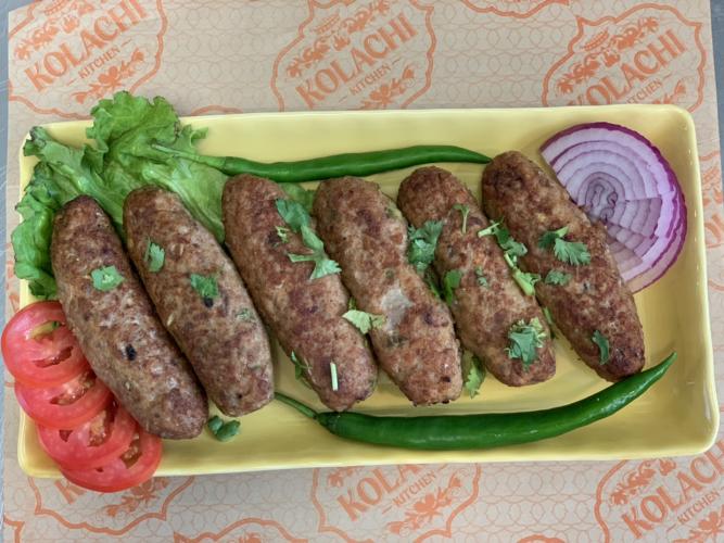 Seekh Kababs
