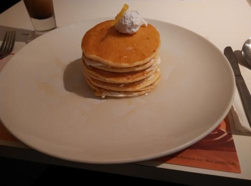 Lemon Pancake Peak