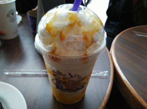 Caramel Ice Blended