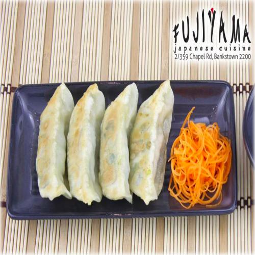 Prawn Gyoza Dumplings