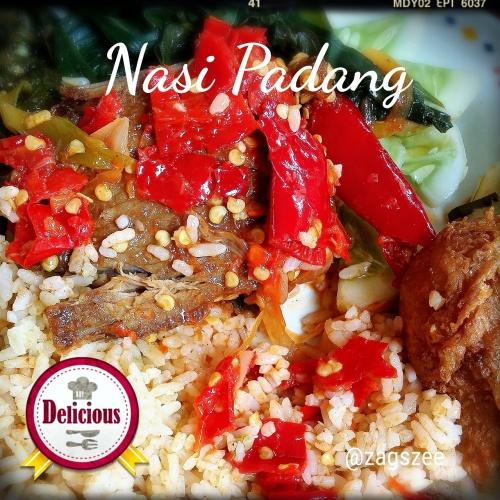 Nasi Dendeng Batokok