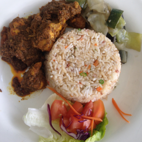 rendang chicky