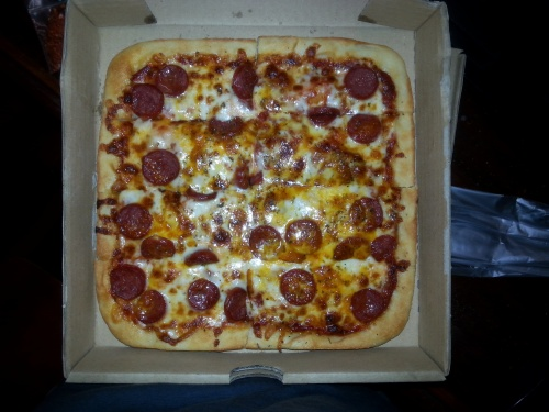 Pizza Viennese Beef