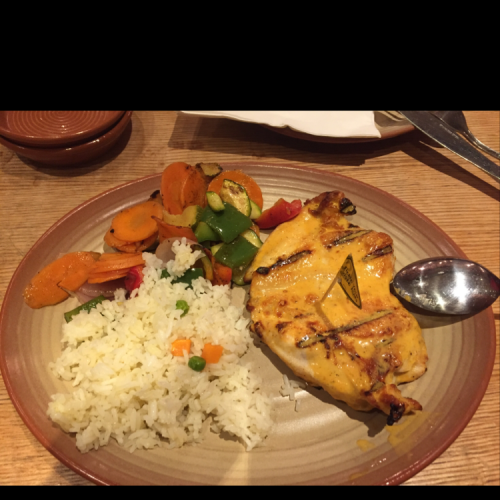 Butterfly chicken breast