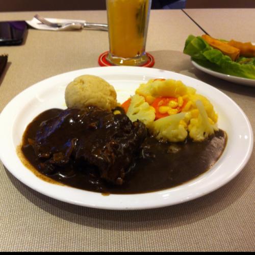 Stewed Aussie Beef Steak
