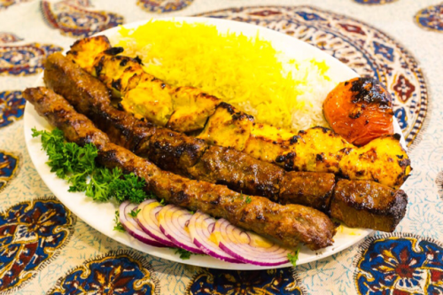 Shiraz Mix Plate