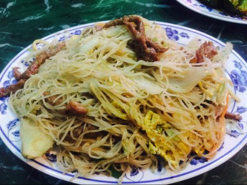 Beef Mei Fan