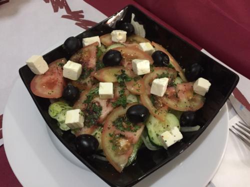 Chef Aladdin's Salad