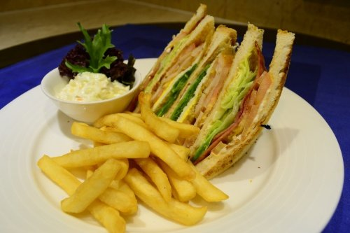 Dorsett Club Sandwich