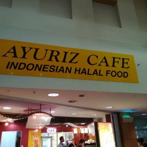 nearest halal