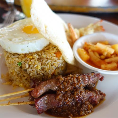 Nasi Goreng Ayam Nusantara