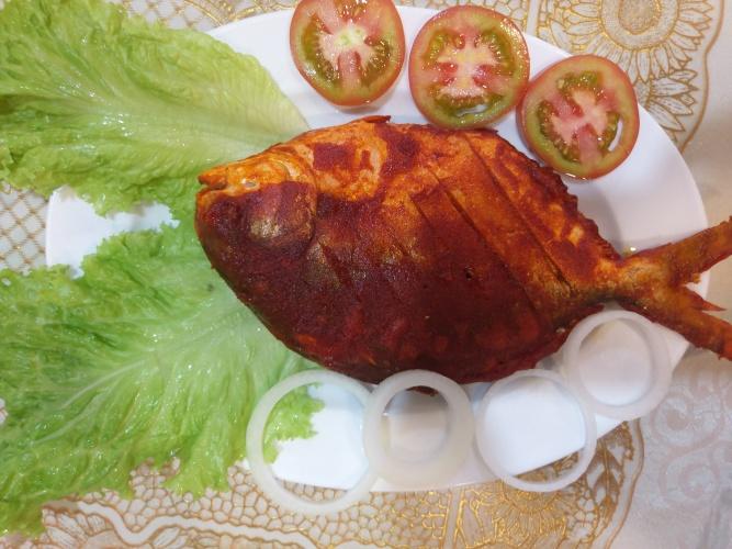 pomflet fish