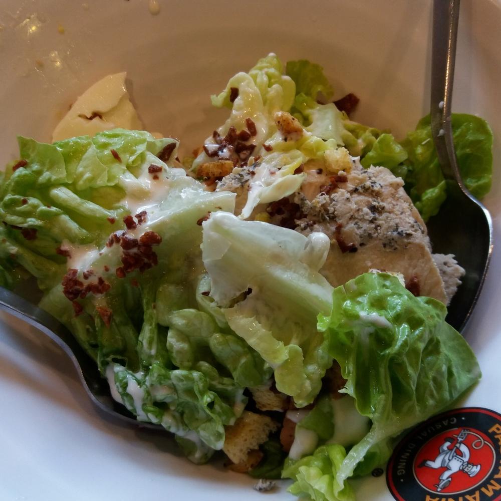 Find Best Halal Chicken Caesar Salad In Singapore Singapore Halal Trip