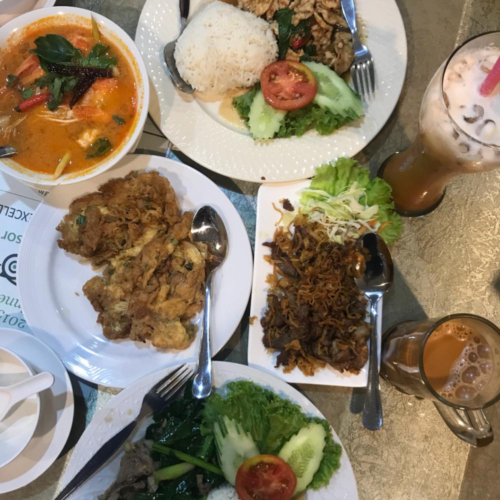 Usman Muslim Sukhumvit Bangkok Halal Restaurant Halal Trip