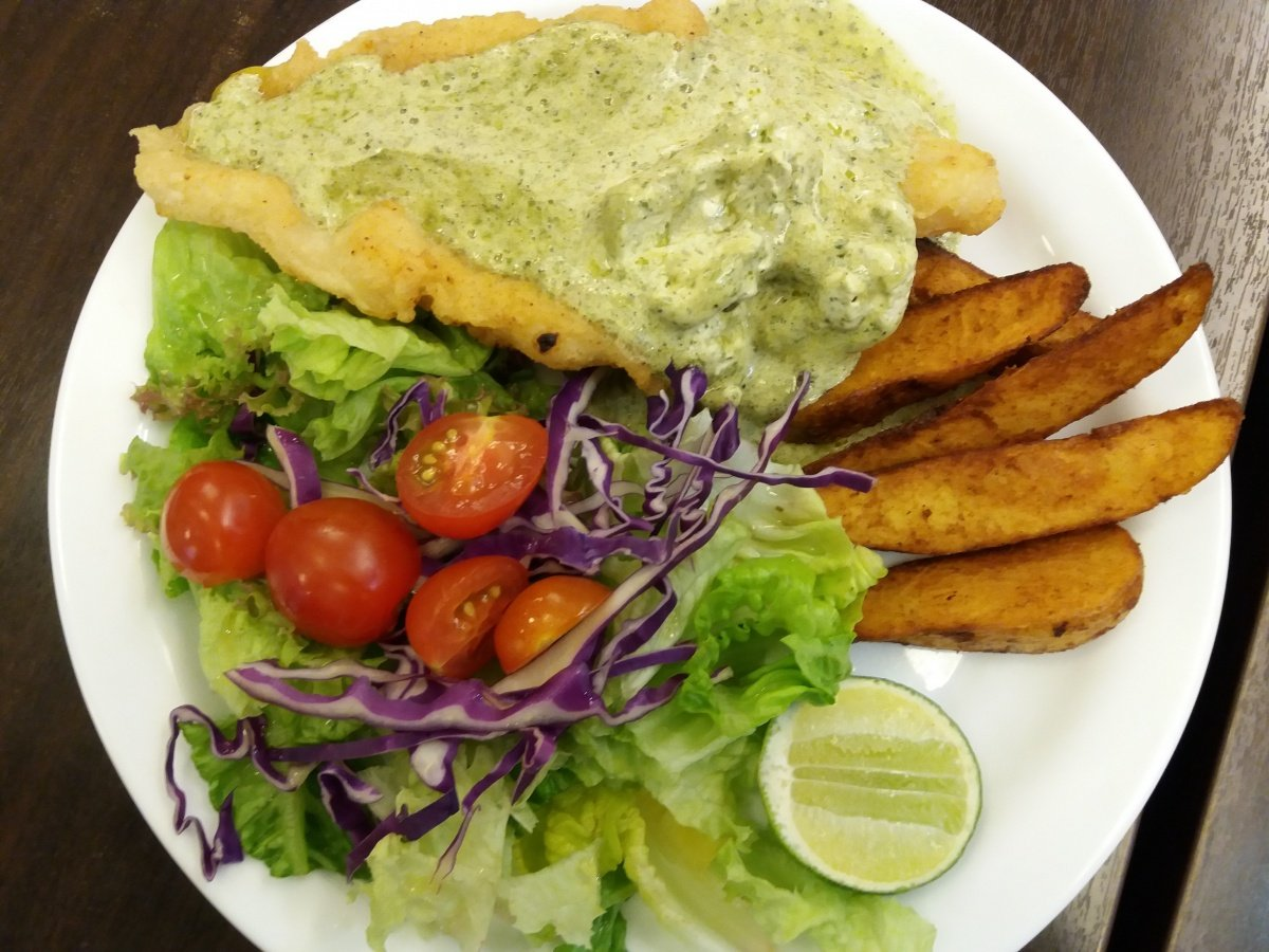 Caribbean Fish Fillet