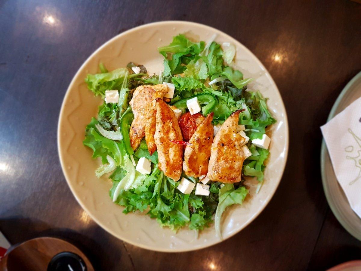 Algarve Salad