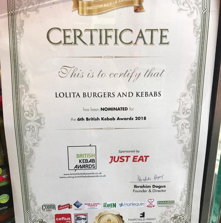 Lolita Kebab Halal Restaurant Halal Trip