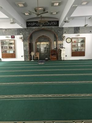 Masjid E ibrahim Khaleelullah