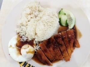 Nasi Ayam Stall