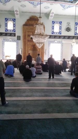Göreme Kasabası Merkez Cami