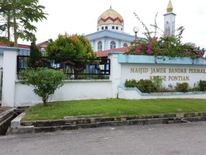 Masjid Jamek Bandar Permas Kukup