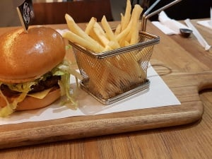 Fatburger Grand Indonesia