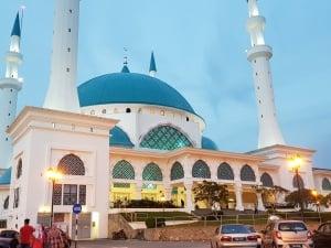 Masjid Sultan Iskandar