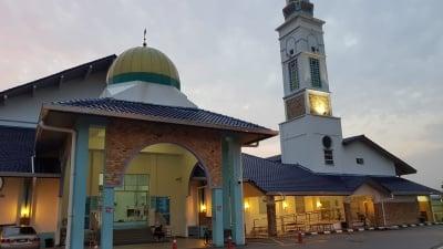 Masjid Taman Dato Onn