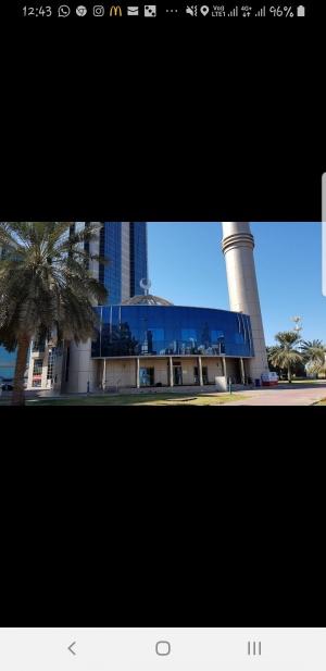 Fathima Bint Mohammed Bilhool Al Suweidy Mosque