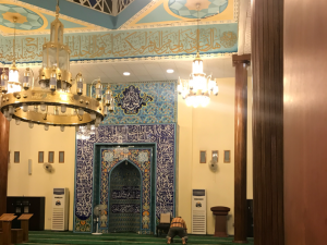 جامع وحسينية المرحوم عباس مصطفى التميمي