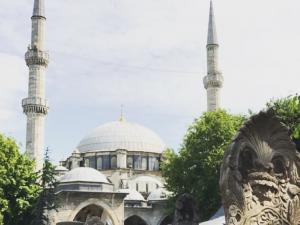 Eyup Sultan Camii