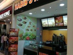 habib's kebab